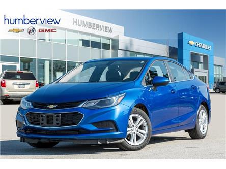 2018 Chevrolet Cruze LT Auto (Stk: 204164DP) in Toronto - Image 1 of 20