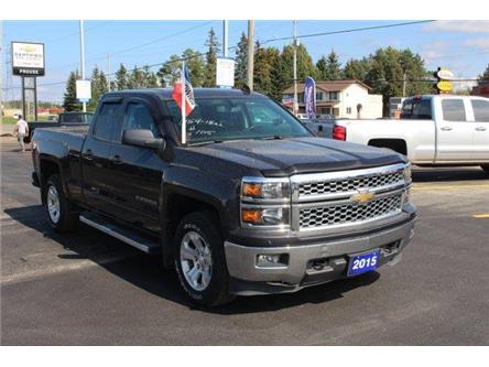 2015 Chevrolet Silverado 1500  (Stk: 8154-18AA) in Sault Ste. Marie - Image 1 of 21