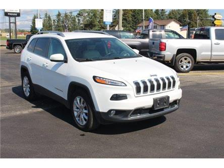 2016 Jeep Cherokee Limited (Stk: 4452-19A) in Sault Ste. Marie - Image 1 of 18