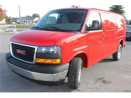 2020 GMC Savana 2500 Work Van (Stk: 30035) in Carleton Place - Image 1 of 19