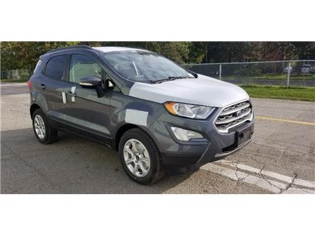 2019 Ford EcoSport SE (Stk: 19SP0829) in Unionville - Image 1 of 18