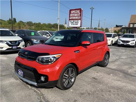 2017 Kia Soul EX Tech (Stk: 880874) in Cambridge - Image 1 of 19