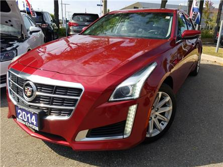 2014 Cadillac CTS 3.6L Luxury (Stk: 40816A) in Mississauga - Image 1 of 23