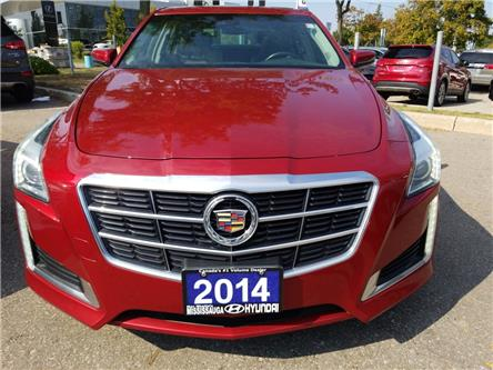 2014 Cadillac CTS 3.6L Luxury (Stk: 40816A) in Mississauga - Image 2 of 23