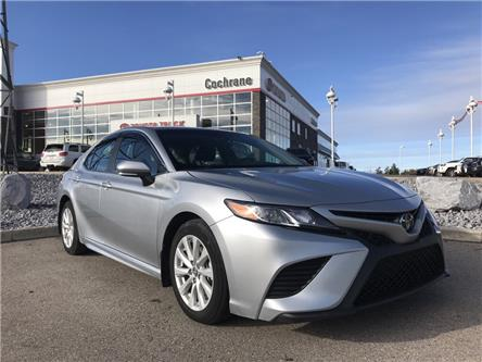 2018 Toyota Camry SE (Stk: 190372A) in Cochrane - Image 1 of 14