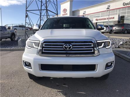 2019 Toyota Sequoia Platinum 5.7L V8 (Stk: 190401A) in Cochrane - Image 2 of 18