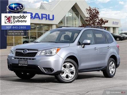 2016 Subaru Forester 2.5i (Stk: PS2160) in Oakville - Image 1 of 29