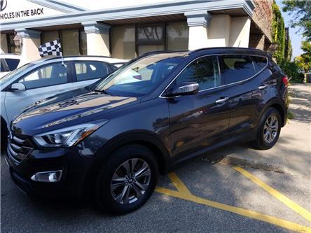 2016 Hyundai Santa Fe Sport  (Stk: 40230A) in Mississauga - Image 1 of 6