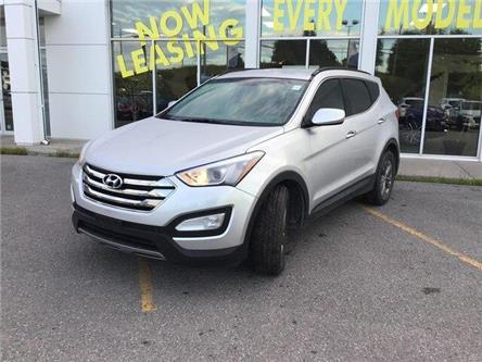 2014 Hyundai Santa Fe Sport 2.0T Premium (Stk: H12235A) in Peterborough - Image 1 of 21