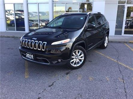 2016 Jeep Cherokee Limited (Stk: H12148A) in Peterborough - Image 2 of 19