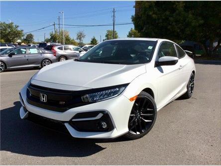 2020 Honda Civic Si  (Stk: 20-0004) in Ottawa - Image 1 of 24