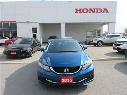 2015 Honda Civic EX (Stk: SS3633) in Ottawa - Image 2 of 19
