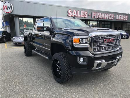 2018 GMC Sierra 3500HD Denali (Stk: 18-101859) in Abbotsford - Image 1 of 20