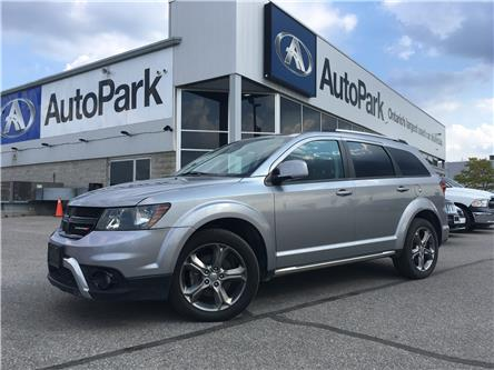 2017 Dodge Journey Crossroad (Stk: 17-23227RJB) in Barrie - Image 1 of 26