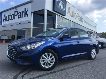 2019 Hyundai Accent Preferred (Stk: 19-74094RJB) in Barrie - Image 1 of 25