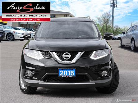 2015 Nissan Rogue AWD (Stk: 1NAR721) in Scarborough - Image 2 of 30