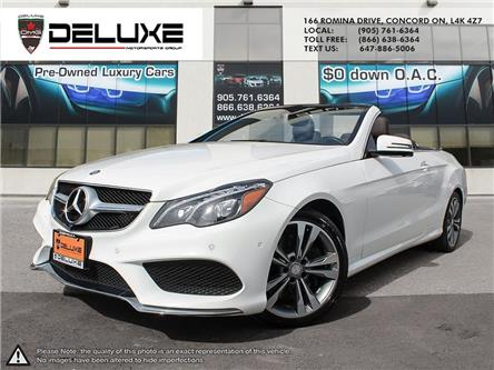 2015 Mercedes-Benz E-Class Base (Stk: D0650) in Concord - Image 1 of 24