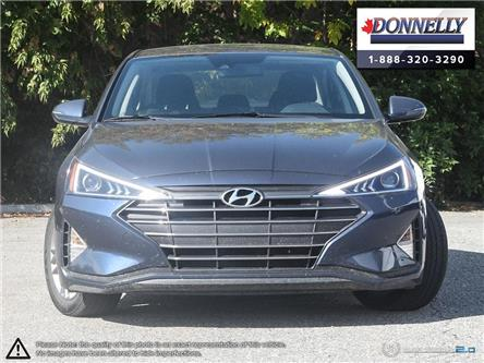 2019 Hyundai Elantra Preferred (Stk: CLDUR6249) in Ottawa - Image 2 of 28