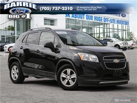 2013 Chevrolet Trax 1LT (Stk: T0370A) in Barrie - Image 1 of 27
