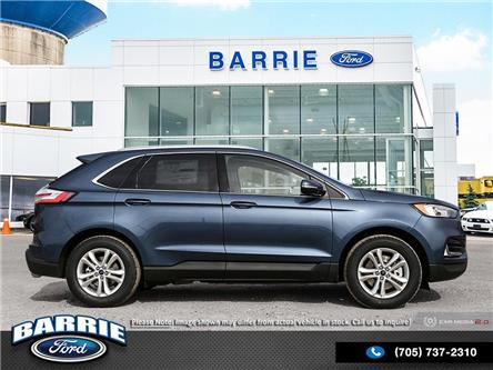 2019 Ford Edge SEL (Stk: T1593) in Barrie - Image 2 of 3