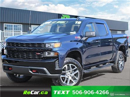 2019 Chevrolet Silverado 1500 Silverado Custom Trail Boss (Stk: 190949B) in Fredericton - Image 1 of 23