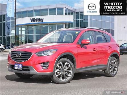 2016 Mazda CX-5 GT (Stk: 190604A) in Whitby - Image 1 of 27