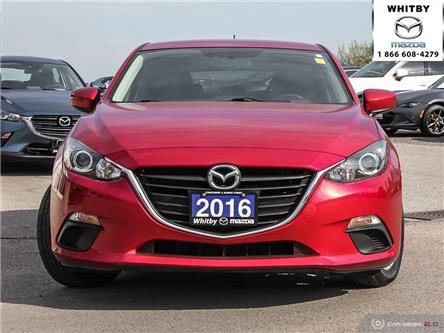 2016 Mazda Mazda3 Sport GS (Stk: P17485) in Whitby - Image 2 of 27