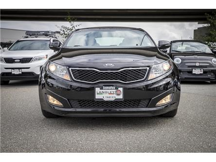 2013 Kia Optima EX Turbo (Stk: LF7390B) in Surrey - Image 2 of 29