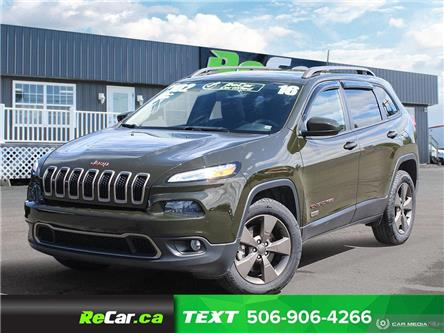 2016 Jeep Cherokee North (Stk: 190942A) in Fredericton - Image 1 of 25