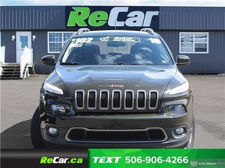 2016 Jeep Cherokee North (Stk: 190942A) in Fredericton - Image 2 of 25