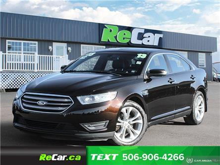 2013 Ford Taurus SEL (Stk: 190925A) in Fredericton - Image 1 of 26