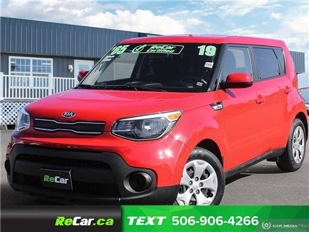 2019 Kia Soul LX (Stk: 191042A) in Saint John - Image 1 of 24