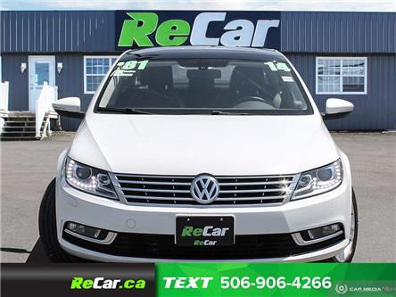 2014 Volkswagen CC Sportline (Stk: 190675B) in Saint John - Image 2 of 21