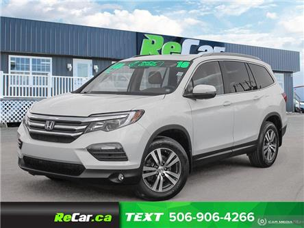 2016 Honda Pilot EX (Stk: 190911A) in Fredericton - Image 1 of 27