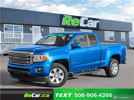 2018 GMC Canyon SLE (Stk: 190815A) in Fredericton - Image 1 of 25