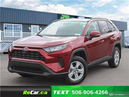 2019 Toyota RAV4 LE (Stk: 191089A) in Saint John - Image 1 of 25