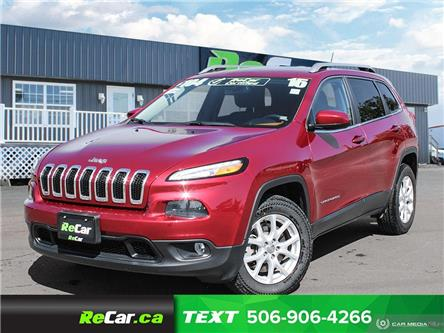 2015 Jeep Cherokee North (Stk: 190871A) in Saint John - Image 1 of 25