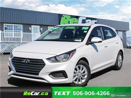 2019 Hyundai Accent Preferred (Stk: 191012A) in Saint John - Image 1 of 24