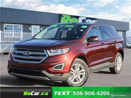 2016 Ford Edge SEL (Stk: 190865A) in Fredericton - Image 1 of 26