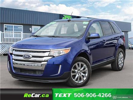2013 Ford Edge SEL (Stk: 190909A) in Saint John - Image 1 of 26