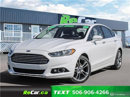 2015 Ford Fusion Titanium (Stk: 190908A) in Fredericton - Image 1 of 23
