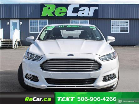 2015 Ford Fusion Titanium (Stk: 190908A) in Fredericton - Image 2 of 23