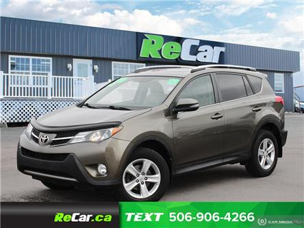 2013 Toyota RAV4 XLE (Stk: 190810A) in Fredericton - Image 1 of 25