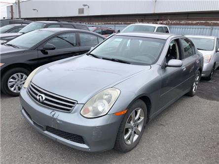 2005 Infiniti G35x Base (Stk: 305324) in Brampton - Image 1 of 3