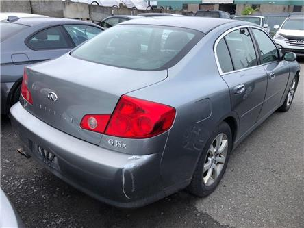 2005 Infiniti G35x Base (Stk: 305324) in Brampton - Image 2 of 3