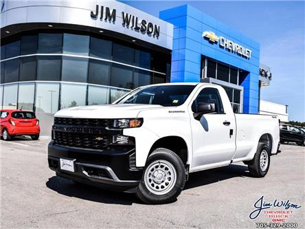 2019 Chevrolet Silverado 1500 Work Truck (Stk: 2019855) in Orillia - Image 1 of 23