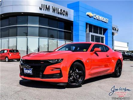 2019 Chevrolet Camaro 2SS (Stk: 2019928) in Orillia - Image 1 of 28