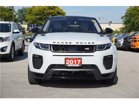 2017 Land Rover Range Rover Evoque AUTOBIOGRAPHY| RARE FIND!| FULLY FULLY LOADED! (Stk: J1282B) in Burlington - Image 2 of 49
