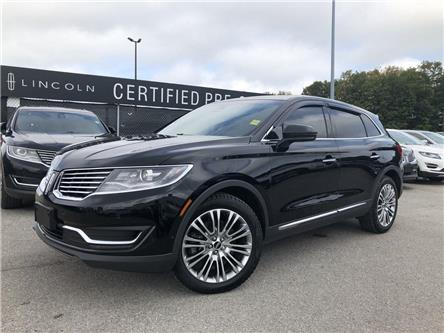 2018 Lincoln MKX Reserve (Stk: NT19152A) in Barrie - Image 1 of 30