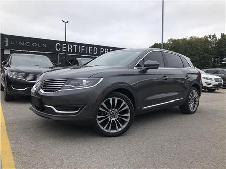 2017 Lincoln MKX Reserve (Stk: NT19805A) in Barrie - Image 1 of 30